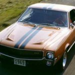 1969 Javelin