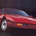 1987 Corvette