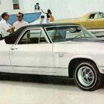 1970 El Camino