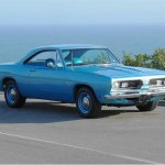 1968 Barracuda