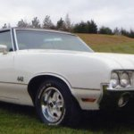 1971 Olds 442