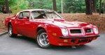 1974 Firebird