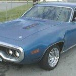 1971 GTX