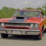 A Killer '70 Road Runner Muscle Car