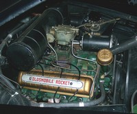 Rocket 88 Engine
