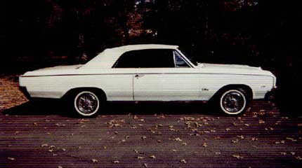 1964 Oldsmobile Olds 442 Picture