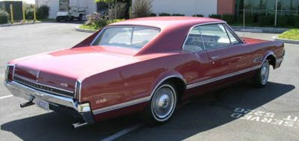 1966 Oldsmobile Olds 442 Picture
