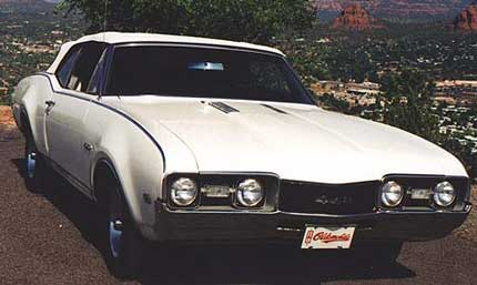 1968 Oldsmobile Olds 442 Picture