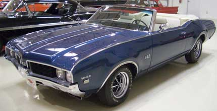 1969 Oldsmobile Olds 442 Picture