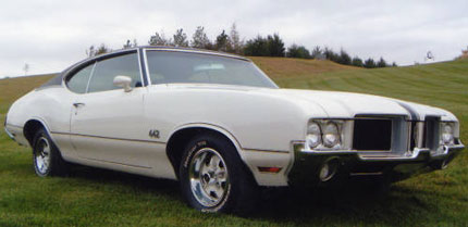 19671 Oldsmobile Olds 442 Picture