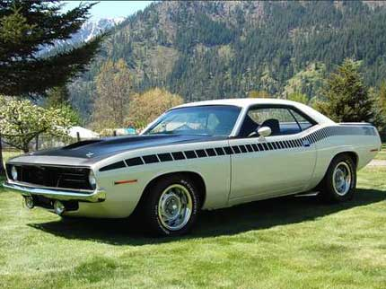 1970 Plymouth Barracuda Picture