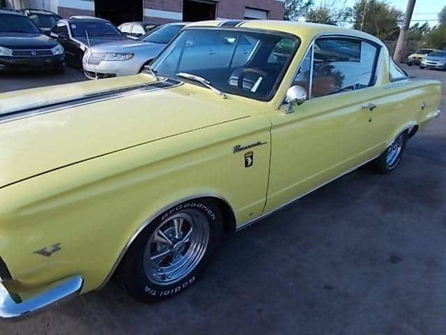 1964 plymouth barracuda - Muscle Car Facts