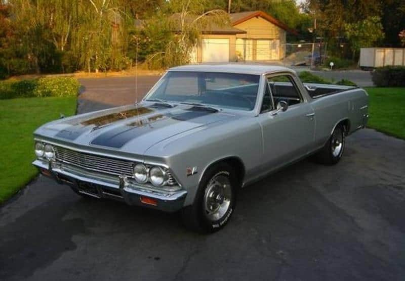 1966 El Camino Muscle Car Facts