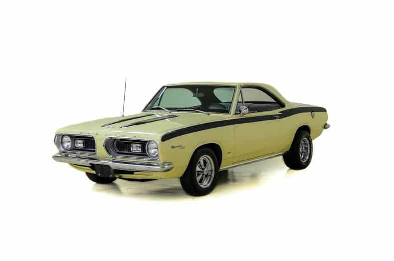 1967 Plymouth Barracuda - Muscle Car Facts