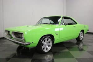 1968 Plymouth Barracuda