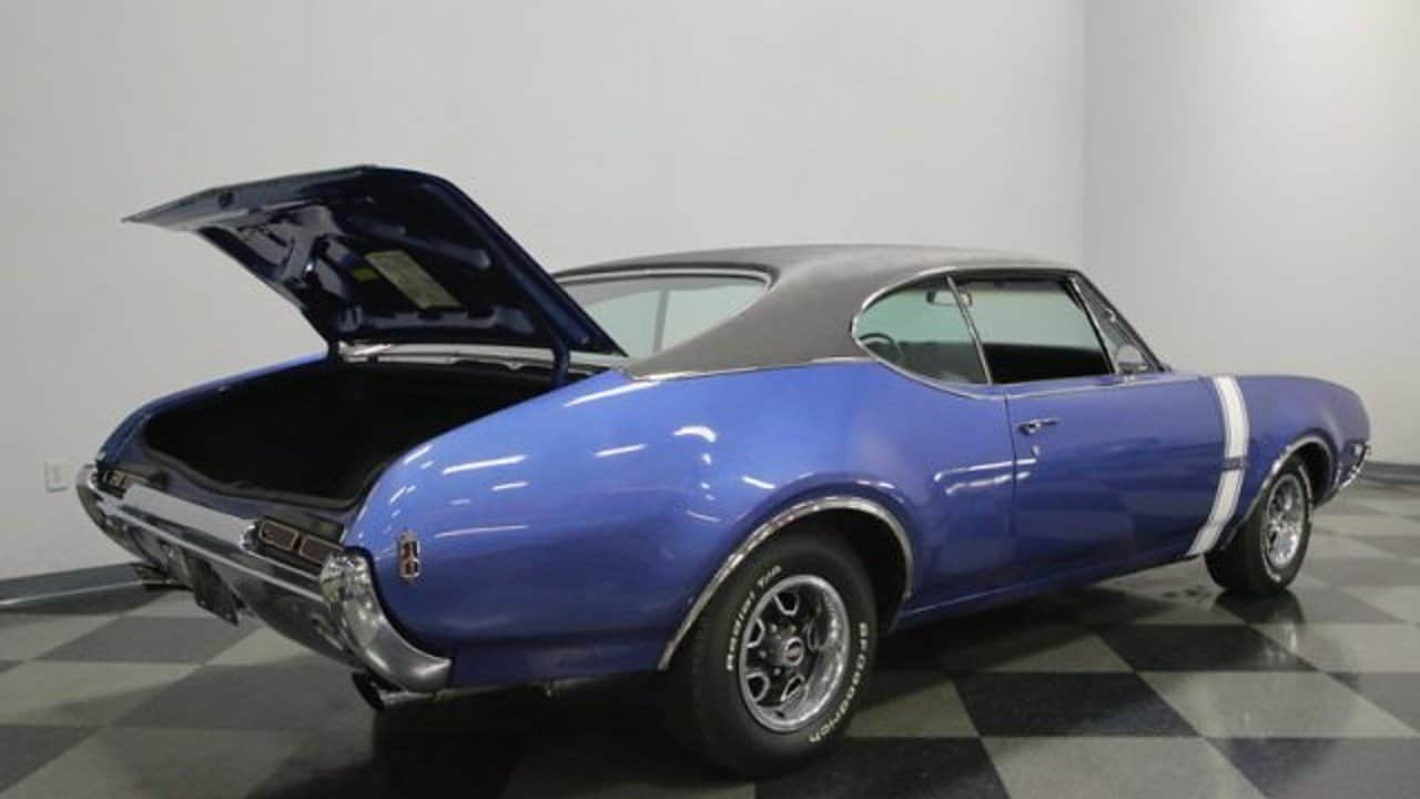 1968 Oldsmobile 442 - Muscle Car Facts