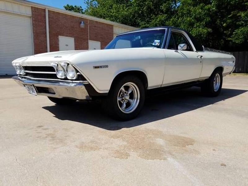 1969 El Camino - Muscle Car Facts