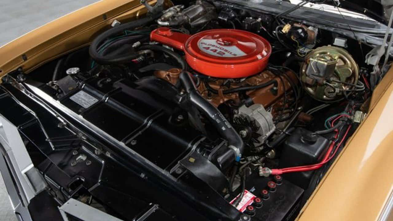 1969 Oldsmobile 442 - Muscle Car Facts