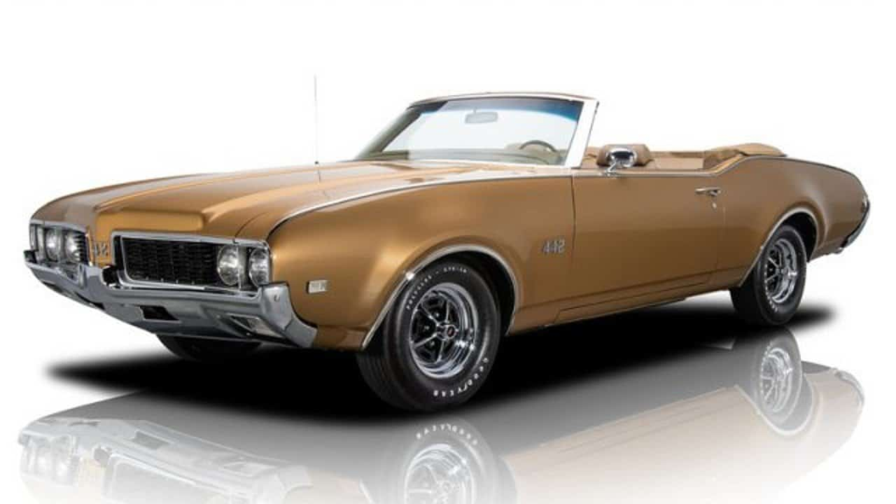 1969 Oldsmobile 442 Muscle Car Facts