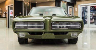 1969 Pontiac GTO - Muscle Car Facts