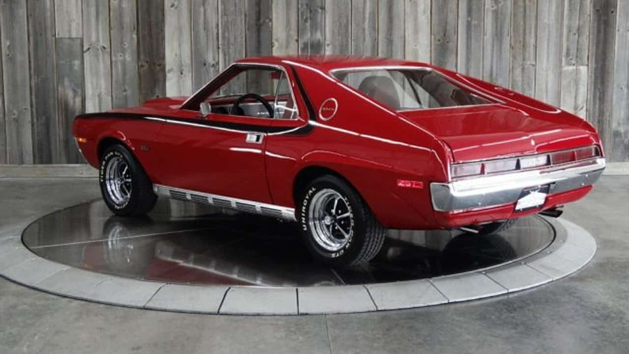 Mopar Parts Direct >> 1970 AMX - Muscle Car Facts