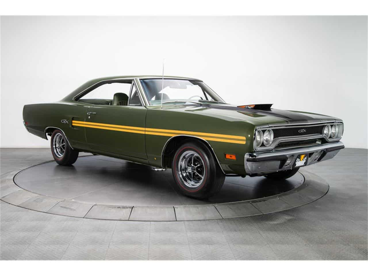 RM Sotheby's - 1967 Plymouth GTX Coupe | Auburn Fall 2018