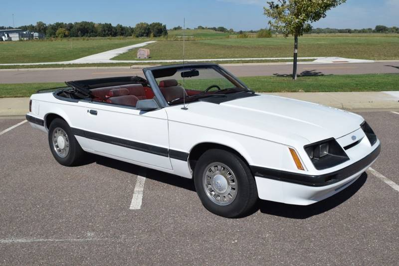 1985 Mustang Muscle Car Facts