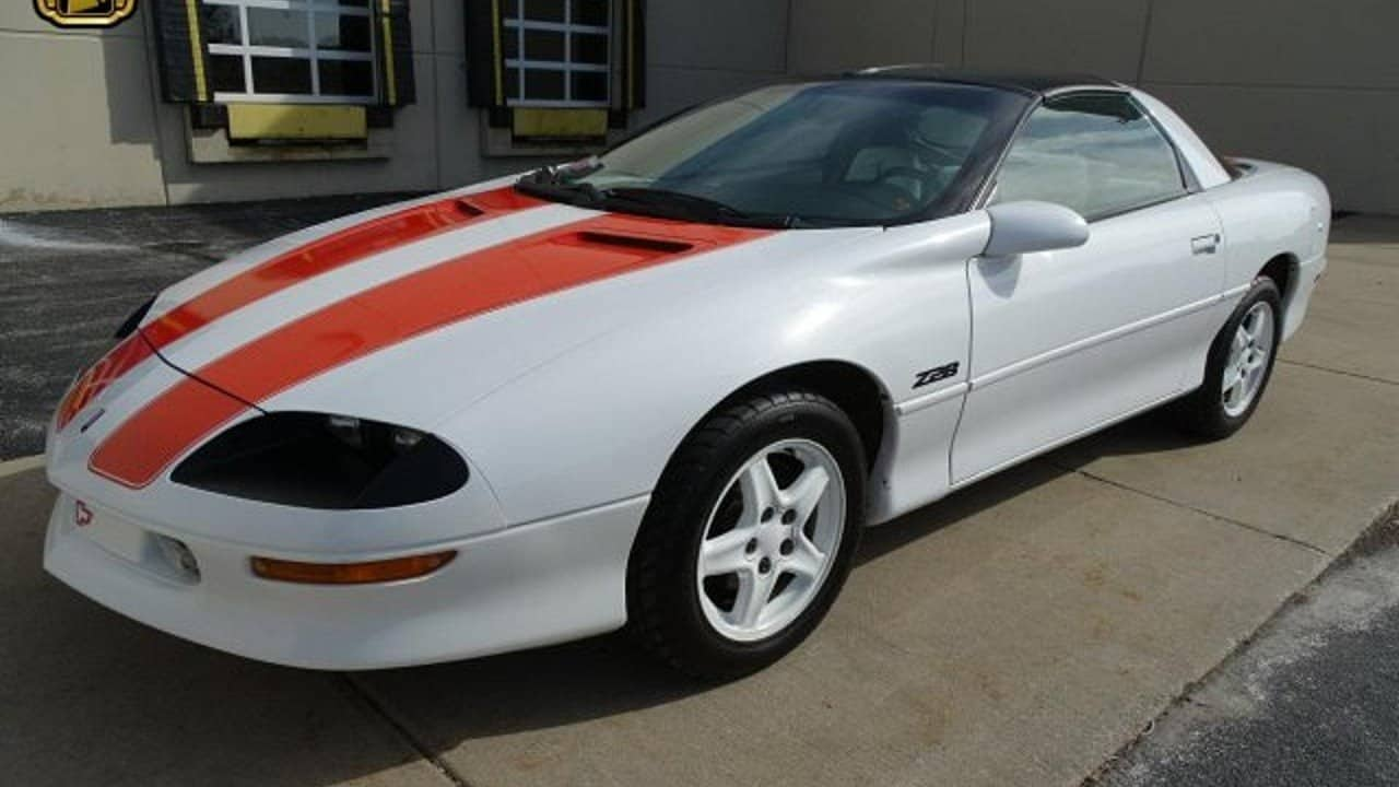 1997 Camaro Muscle Car Facts