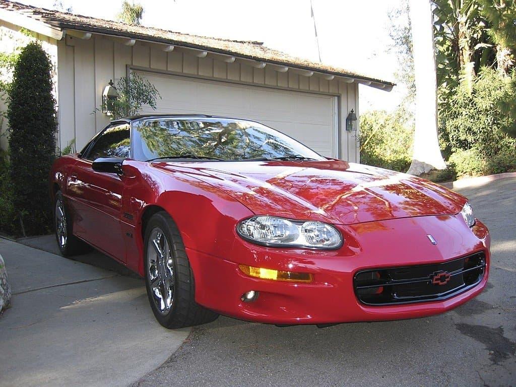 1998 Camaro