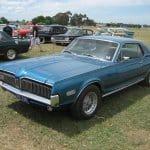1968 Cougar